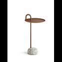 BOWLER stolík, pale brown