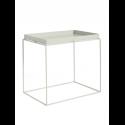 TRAY TABLE stolík L, warm grey