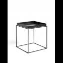 TRAY TABLE stolík M, black
