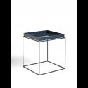 TRAY TABLE stolík M, deep blue high gloss