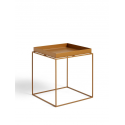 TRAY TABLE stolík M, toffee