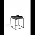 TRAY TABLE stolík S, black