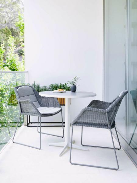 BREEZE jedálenská stolička