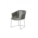MOMENTS stolička, grey