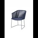 MOMENTS stolička, blue