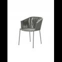 MOMENTS stolička stohovateľná, grey