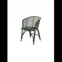 BLEND jedálenská stolička, dark green