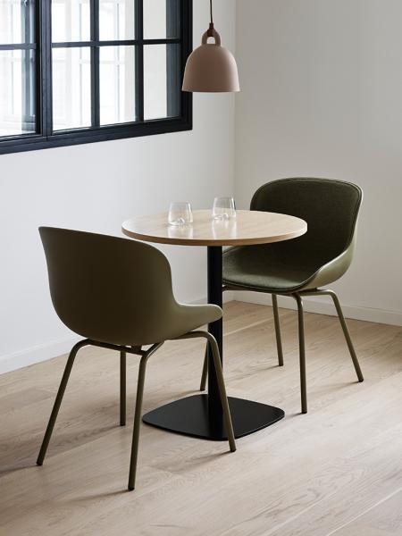 Hyg Chair Front Upholstery stolička - čalúnená z vnútra