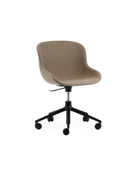 Hyg Chair Swivel 5W Full Upholstery celočalúnená stolička na kolieskach