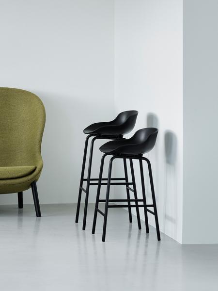 Hyg Barstool 65 steel barová stolička