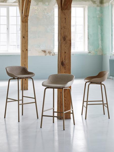 Hyg Barsttol 65 Front Upholstery barová stolička s vnútorným čalúnením