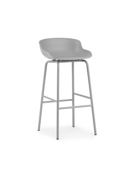 Hyg Barstool 75 Steel barová stolička