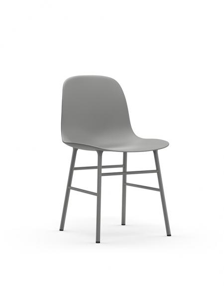 Form Chair Steel - stolička