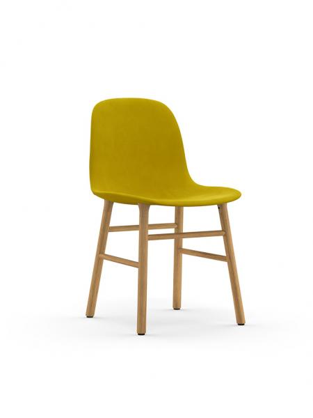 Form Chair Full Upholstery čalúnená stolička