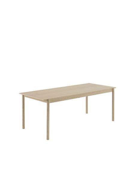 LINEAR WOOD TABLE jedálenský stôl, 200 cm