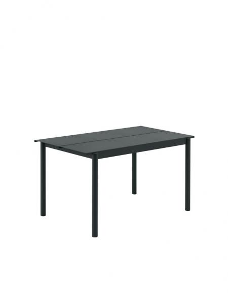LINEAR STEEL TABLE jedálenský stôl, 140 cm