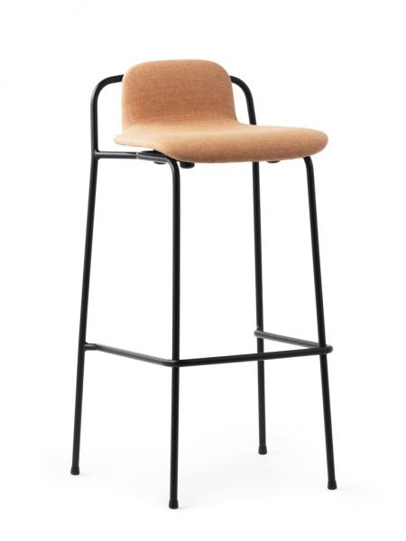 Studio Barstool 75cm Full Upholstery čalúnená barová stolička