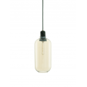 AMP Lamp Large Gold/Green