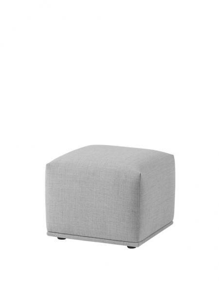 ECHO pouf, 52x52 cm