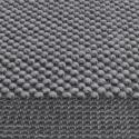 PEBBLE koberec 170x240 dark grey