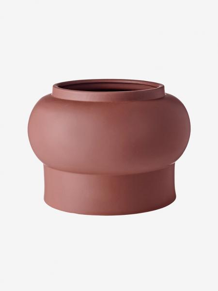 Totem Flowerpot Round kvetináč