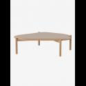 Island Coffee Table oiled oak