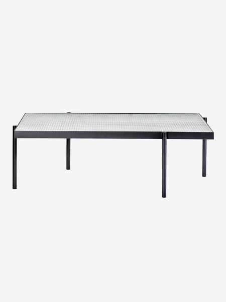 Tab Rectangular Coffee Table Low konferenčný stolík