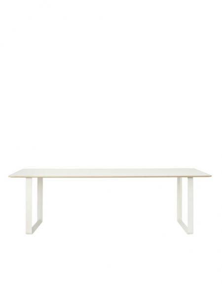 70/70 stôl, 225 cm