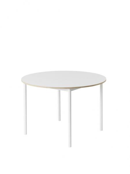 BASE ROUND stôl, Ø 110 cm