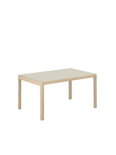 WORKSHOP jedálenský stôl, 140 cm