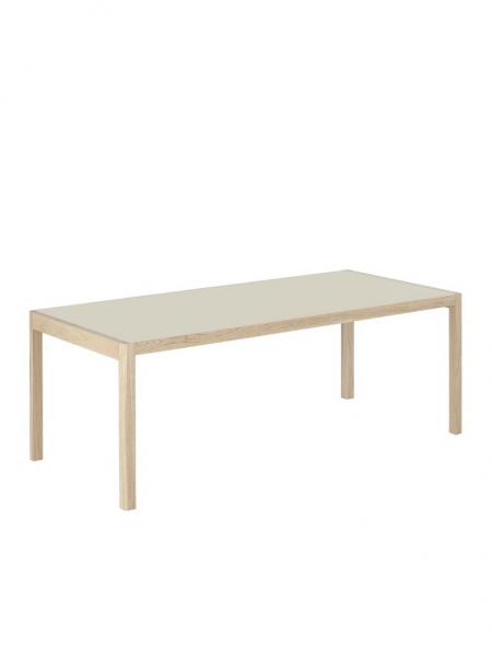 WORKSHOP jedálenský stôl, 200 cm
