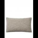 TWINE vankúš, 50 x 80 cm, beige-grey