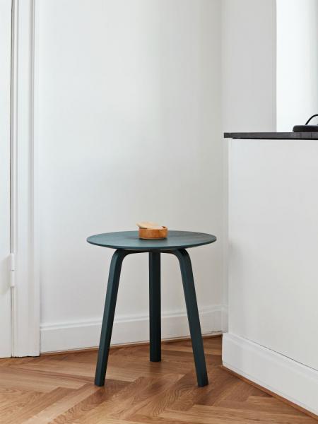 BELLA konferenčný stolík, Ø45 cm, vysoký
