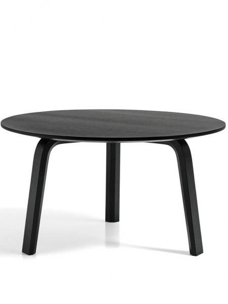 BELLA konferenčný stolík, Ø60 cm, nízky