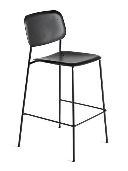 SOFT EDGE 10 BAR STOOL LOW barová stolička nízka