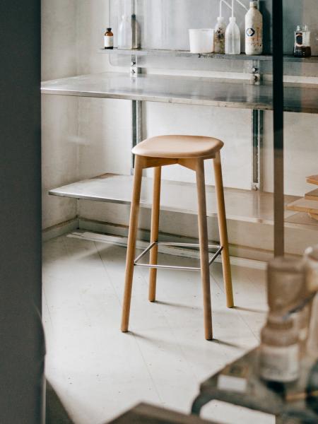 SOFT EDGE 32 HIGH barová stolička vysoká