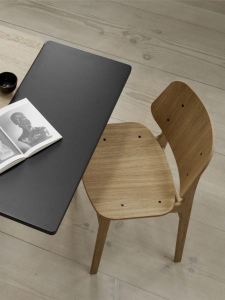 SOBORG WOOD CHAIR MODEL 3050 jedálenská stolička