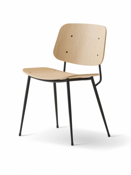 SOBORG METAL CHAIR MODEL 3060 jedálenská stolička