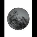 CLEAR mirror tray, L