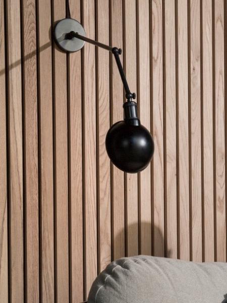 HUDSON WALL LAMP stropná / nástenná lampa