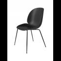BEETLE stolička, conic base black/black