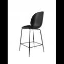 BEETLE counter chair, black/black