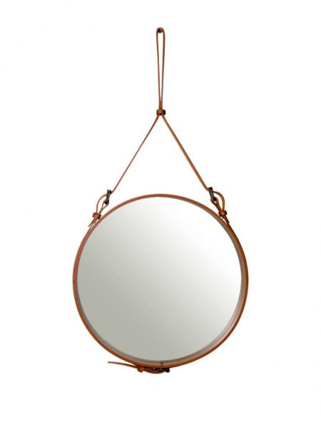 ADNET CIRCULAIRE zrkadlo, Ø58 cm