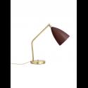 GRÄSHOPPA stolová lampa, red