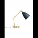 GRÄSHOPPA stolová lampa, anthracite grey