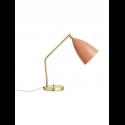 GRÄSHOPPA stolová lampa, vintage red