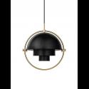 MUTLI-LITE, Ø36, brass/black