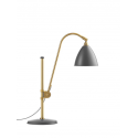 BESTLITE BL1 stolová lampa, brass/grey