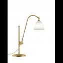BESTLITE BL1 stolová lampa, brass/bone china
