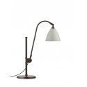 BESTLITE BL1 stolová lampa, black brass/white